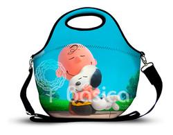 Snoopy 2 -Lancheira Neoprene