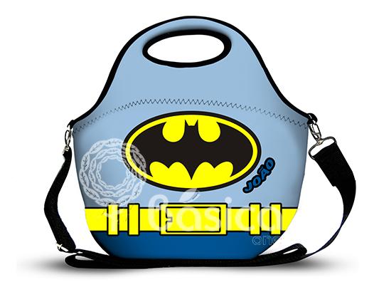 Batman - Lancheira em Neoprene