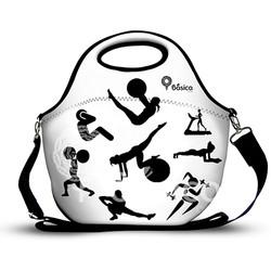 Lancheira Neoprene Fitness
