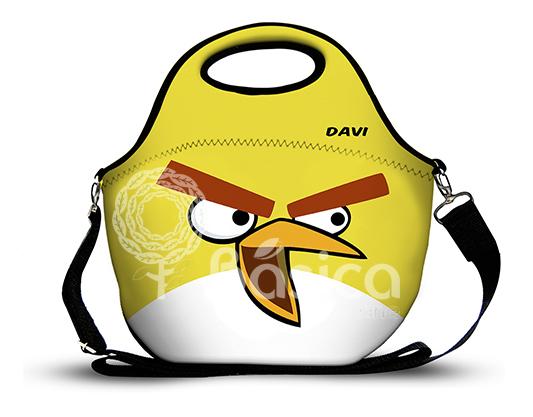 Angry Bird 2 -Lancheira Neoprene
