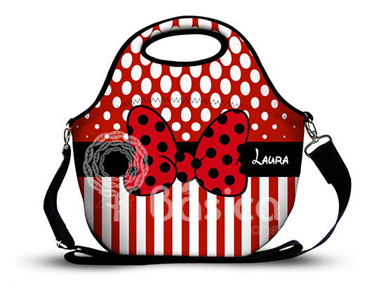 Minnie 1 -Lancheira Neoprene