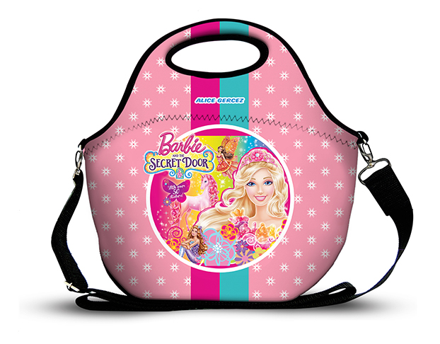 Barbie Portal - Lancheira neoprene