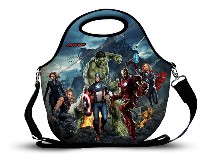 Avengers 2 - Lancheira em Neoprene