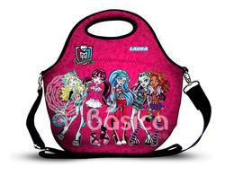 Monster High 2 -Lancheira Neoprene