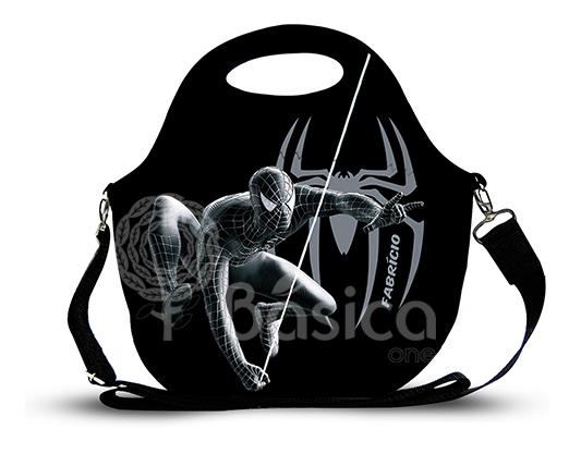 Homem Aranha 2 - Lancheira Neoprene