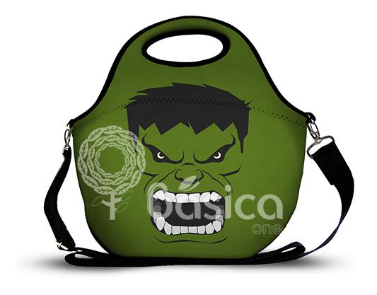 Hulk - Lancheira em Neoprene