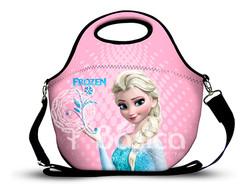 Frozen 1 - Lancheira em Neoprene