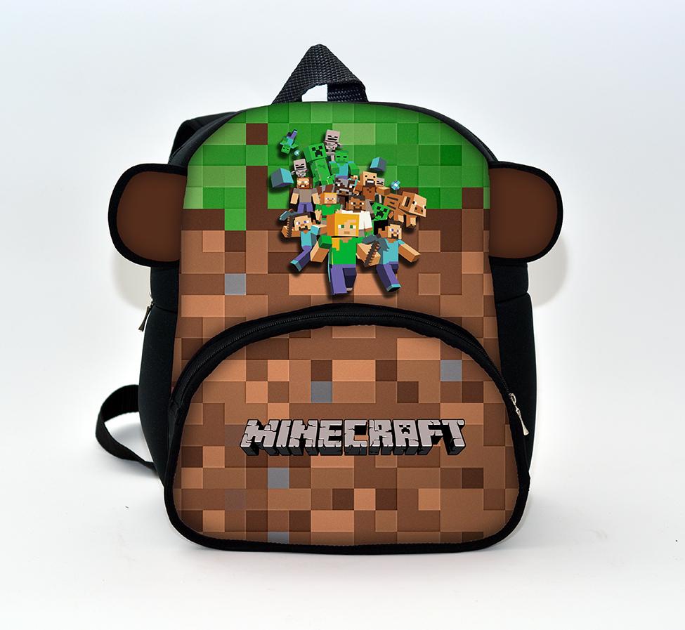 Mochila Minecraft 2 em Neoprene