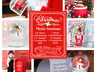 Early Bird Black Friday Christmas Sessions!