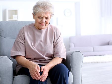 Why More Seniors are Sleeping in a Recliner