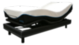 Galaxy Bed + Mattress No Background PNG.