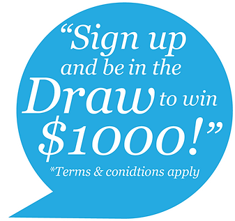 BE IN THE DRAW TO WIN $1000 SUPERIOR LIF