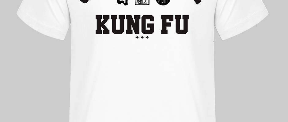 Green Temple Kung Fu T-Shirt Herren