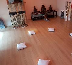 Green Temple Meditation Seminare