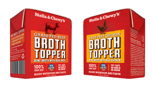 Stella & Chewy's Broth Toppers