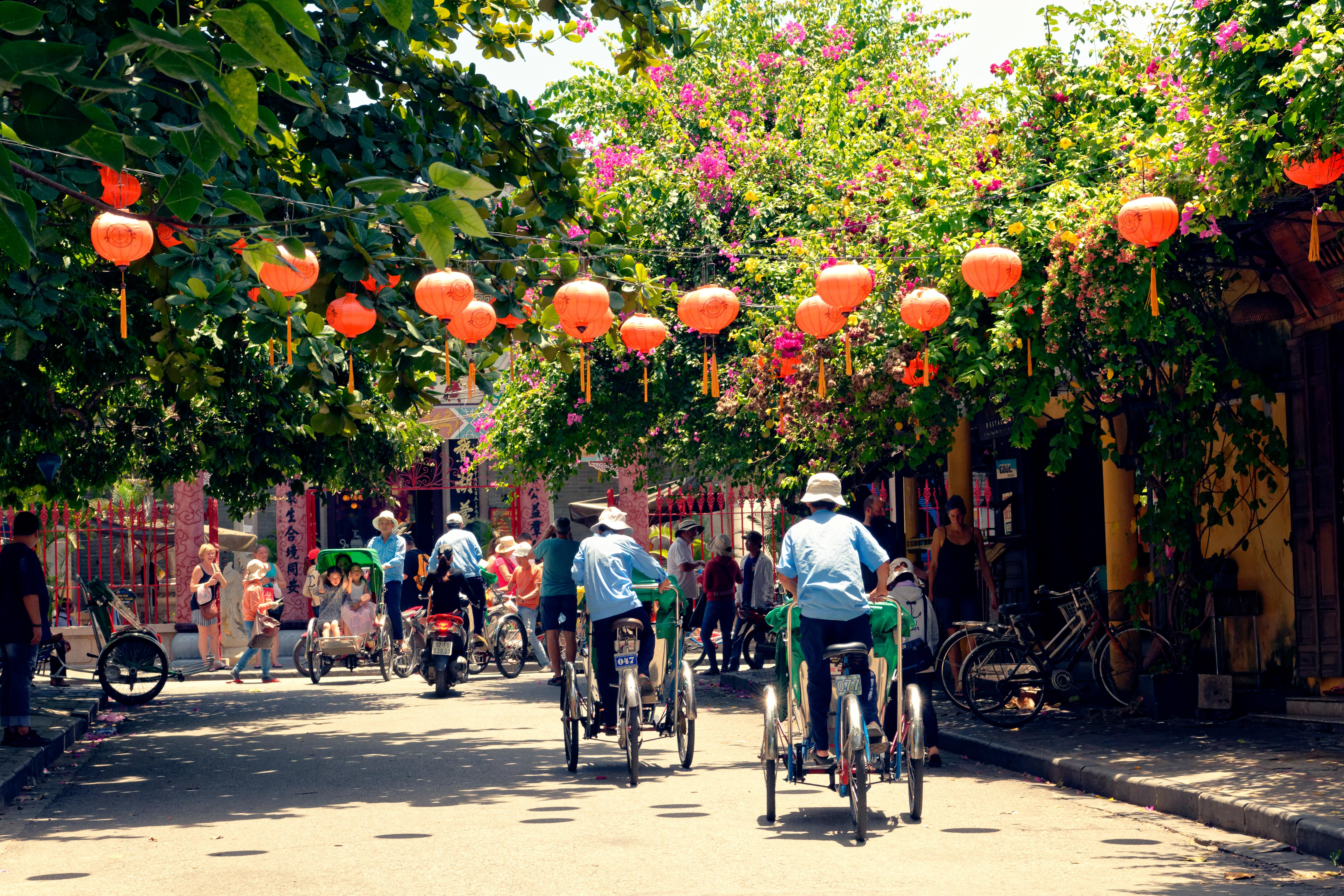 Lanterns, Hội An ,Vietnam