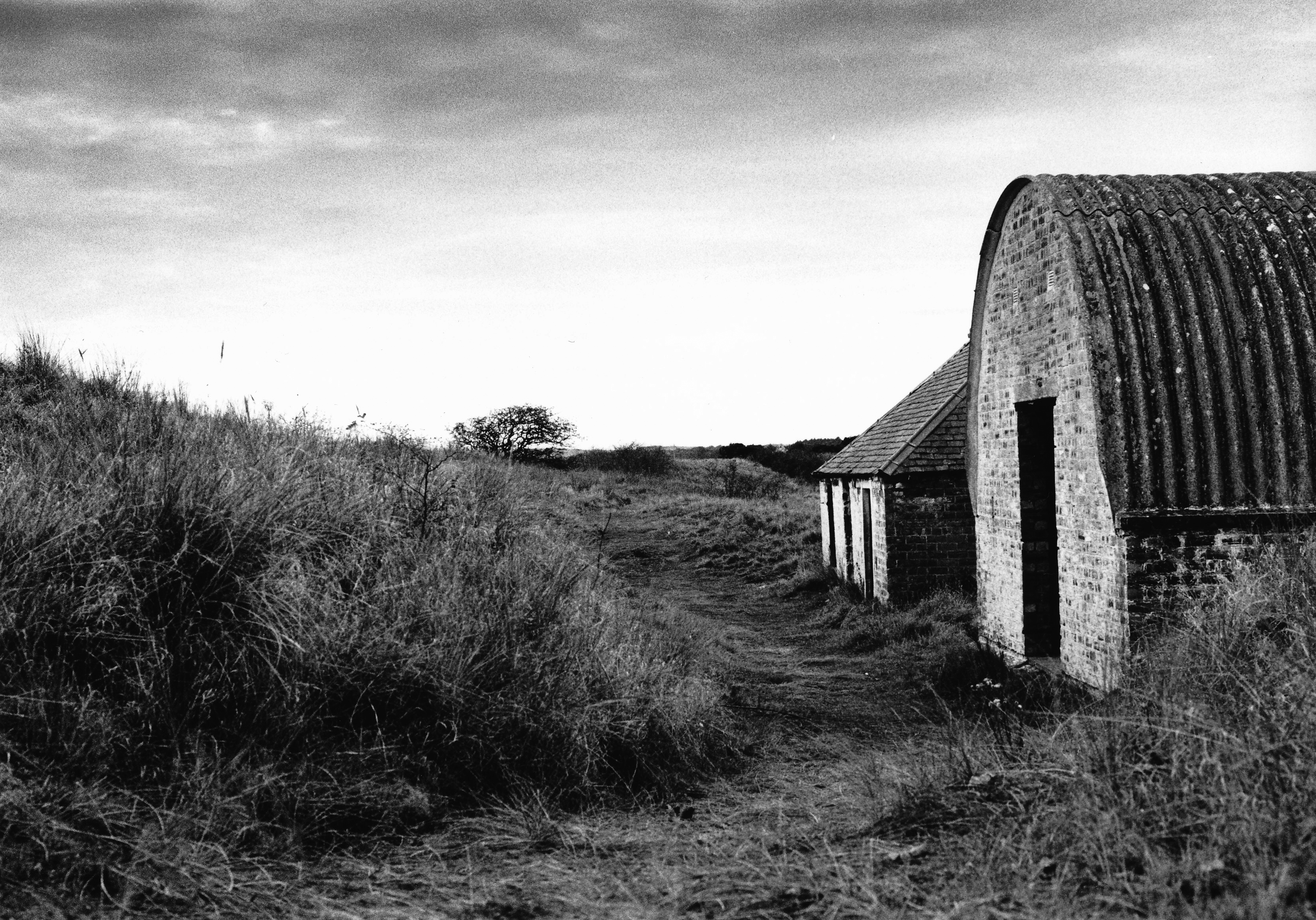 St Cyrus Bothies (35mm film)