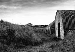 St Cyrus Bothies (35mm film)