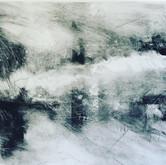 'Storm' Monoprint 280mm x 330mm
