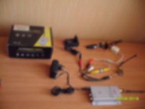 Беспроводной комплект видеонаблюдения в Брянске
