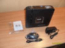 NVR 4 camera (rear view).