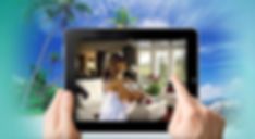 Management of IP camera is possible directly from your mobile device.