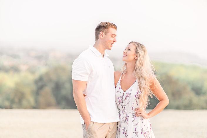 engagement photography portrait couple