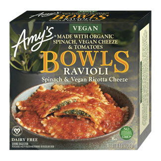 Amy's® Bowls Spinach Ravioli