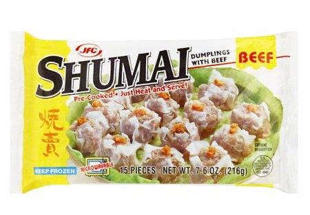 JFC Shumai Beef Dumplings