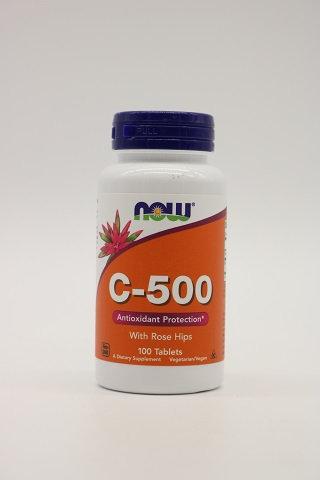 C-500 w/Rose Hips