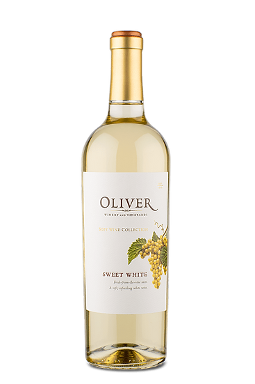 Olivier Winery Sweet White Wine