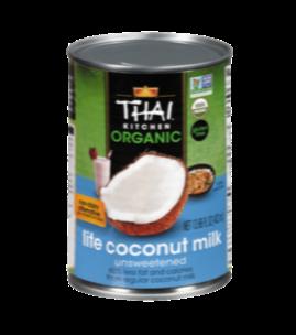 Unsweetened Lite Coconut Milk