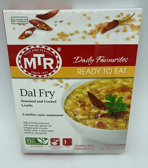 Ready-to-Eat Dal Fry