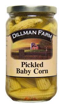 Dillman Farm® Pickled Baby Corn