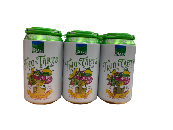 Upland Brewing Two of Tarts Gose