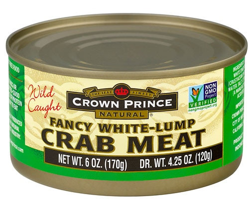 Crown Prince® White Lump Crab Meat