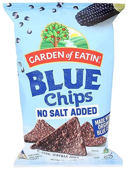 Blue Corn No Salt 16oz