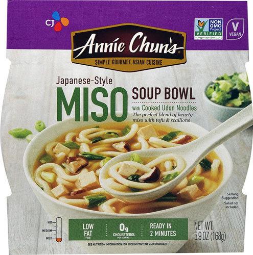 Annie Chun's® Japanese Miso Soup Bowl