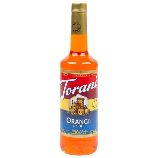 Torani® Orange Drink Syrup