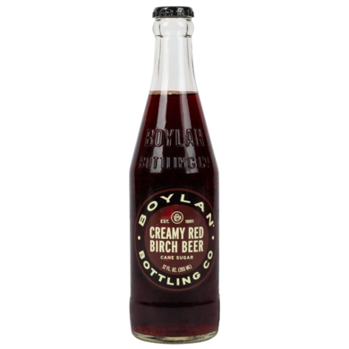 Boylan's Creamy Red Birch Beer
