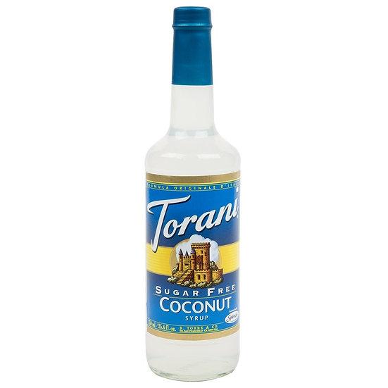 Sugar Free Torani® Coconut Drink Syrup