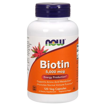 Biotin 5000mcg