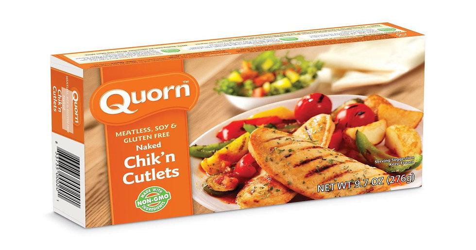 Quorn® Chik'n Cutlets