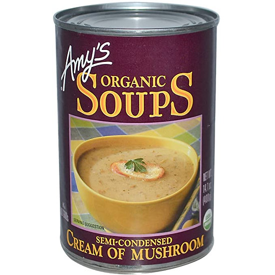 Organic Cream of Mushroom
