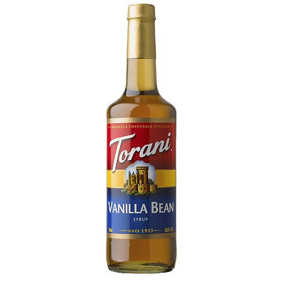 Torani® Vanilla Bean Drink Syrup