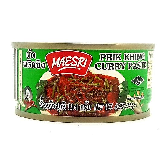 Prik Khing Curry Paste