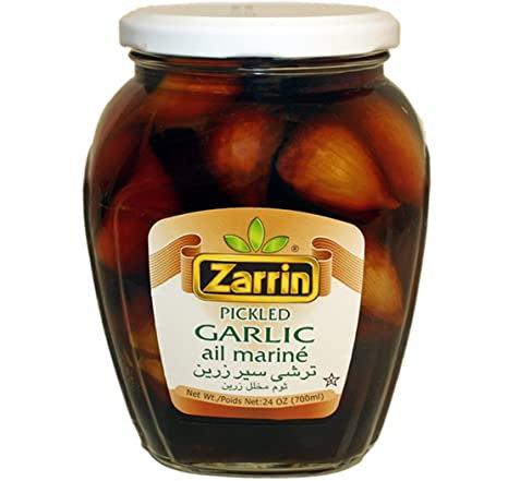 Zarrin® Pickled Garlic