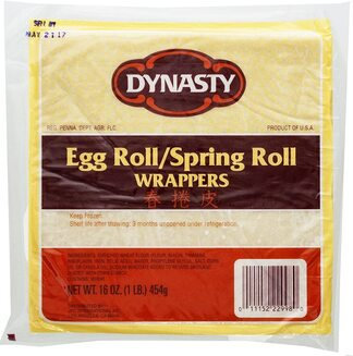 Dynasty Egg Roll & Spring Roll Wrappers