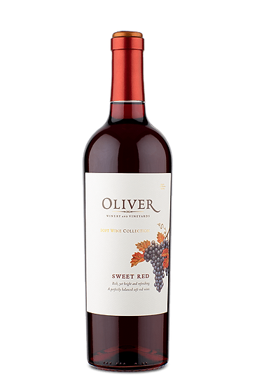 Oliver Winery Sweet Red Wine