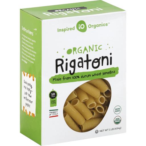 Organic Rigatoni